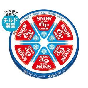 送料無料 【チルド(冷蔵)商品】雪印メグミルク 6Pチーズ 108g×12個入|nozomi-market