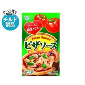 【送料無料】【チルド(冷蔵)商品】雪印メグミルク ピザソース 100g×20袋入|nozomi-market