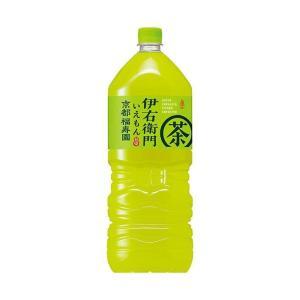 送料無料 サントリー 緑茶 伊右衛門(いえもん) 2Lペットボトル×6本入 nozomi-market