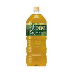 送料無料 サントリー 緑茶 伊右衛門(いえもん) 濃いめ 2Lペットボトル×6本入 nozomi-market