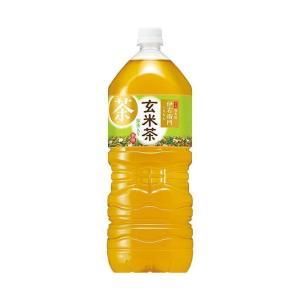 送料無料 サントリー 伊右衛門(いえもん) 玄米茶 2Lペットボトル×6本入 nozomi-market