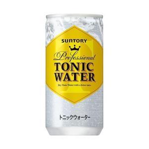 【送料無料】サントリー トニックウォーター 200ml缶×30本入|nozomi-market