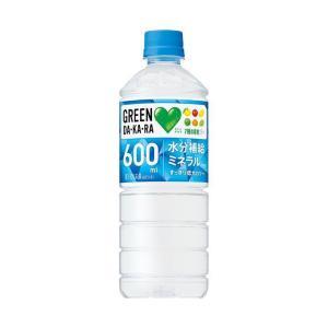 送料無料 サントリー GREEN DAKARA(グリーン ダカラ)【自動販売機用】 600mlペットボトル×24本入|nozomi-market