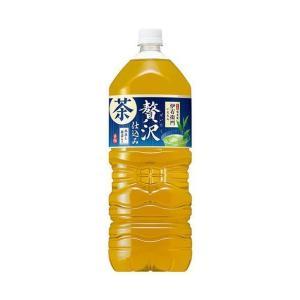 送料無料 サントリー 伊右衛門(いえもん) 贅沢冷茶 2Lペットボトル×6本入 nozomi-market