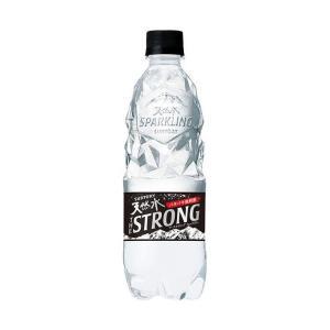 【送料無料】サントリー 南アルプスの天然水 スパークリング 500mlペットボトル×24本入