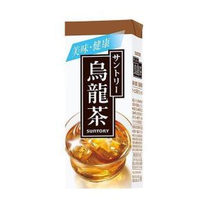 送料無料 【2ケースセット】サントリー 烏龍茶 250ml紙パック×24本入×(2ケース)|nozomi-market