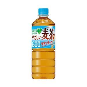 【送料無料】サントリー GREEN DAKARA(グリーン ダカラ) やさしい麦茶【自動販売機用】 435mlペットボトル×24本入