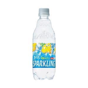 送料無料 サントリー 天然水スパークリング レモン【自動販売機用】 480mlペットボトル×24本入 nozomi-market