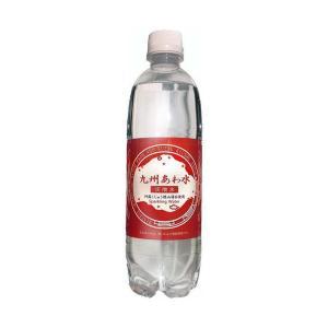 【送料無料】北斗 九州あわ水 炭酸水 500mlペットボトル×24本入|nozomi-market