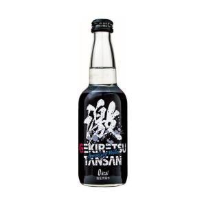 送料無料 齋藤飲料工業 激烈炭酸(高圧炭酸水) 330ml瓶×20本入|nozomi-market
