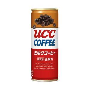 【送料無料】【2ケースセット】UCC ミルクコーヒー 250g缶×30本入×(2ケース) nozomi-market