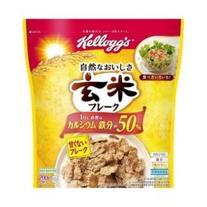 【送料無料】ケロッグ 玄米フレーク 220g×6袋入|nozomi-market