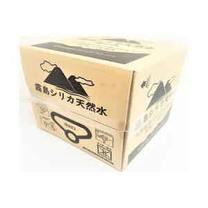 送料無料 霧島シリカ天然水 12L×1箱入 nozomi-market