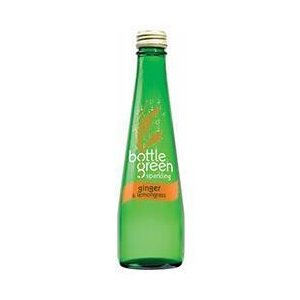 【送料無料】シープロ ボトルグリーン レモングラス&ジンジャー 275ml瓶×12本入|nozomi-market