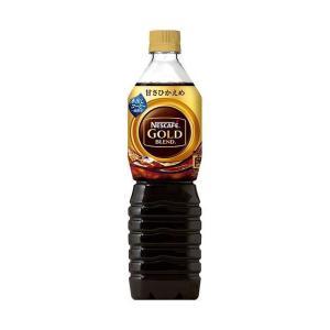 送料無料 ネスレ日本 ネスカフェ ゴールドブレンド コク深め ボトルコーヒー 甘さひかえめ 900mlペットボトル×12本入 nozomi-market