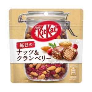 送料無料 ネスレ日本 キットカット 毎日のナッツ&クランベリー パウチ 36g×12袋入