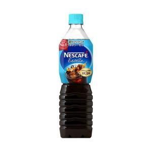 送料無料 ネスレ日本 ネスカフェ エクセラ ボトルコーヒー 超甘さひかえめ 900mlペットボトル×12本入 nozomi-market