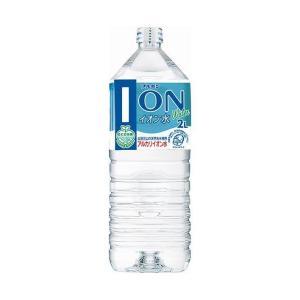 【送料無料】ブルボン イオン水 2LPET×6本入...