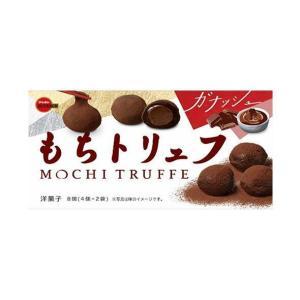 送料無料 ブルボン もちもちショコラガナッシュ 8個×6個入|nozomi-market
