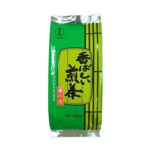 【送料無料】宇治の露製茶 宇治の露 香ばしい煎茶池の尾 150g×12袋入|nozomi-market