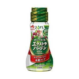 【送料無料】【2ケースセット】J-オイルミルズ AJINOMOTO オリーブオイルエクストラバージン 70g瓶×15本入×(2ケース)|nozomi-market
