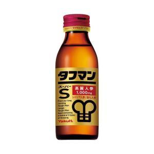 【送料無料】ヤクルト タフマン スーパー 110ml瓶×40本入