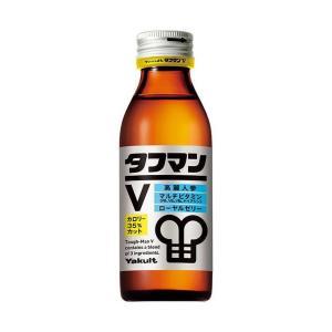 【送料無料】ヤクルト タフマンV 110ml瓶×40本入