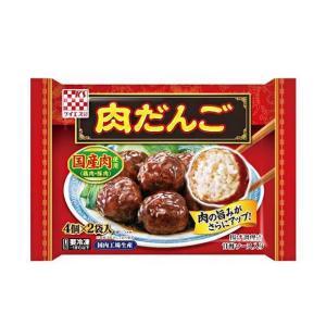 送料無料 【冷凍商品】ケイエス冷凍食品 国産肉 肉だんご 8個×12袋入|nozomi-market