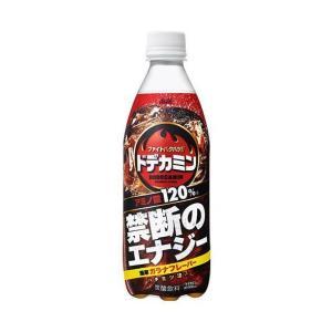 【送料無料】アサヒ飲料 ドデカミン 禁断のエナジー 500mlペットボトル×24本入|nozomi-market