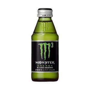 【送料無料】アサヒ飲料 MONSTER ENERGY(モンスター エナジー)M3 150ml瓶×24本入|nozomi-market