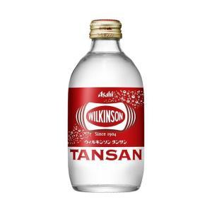 【送料無料】アサヒ飲料 ウィルキンソン タンサン 300ml瓶×24本入|nozomi-market