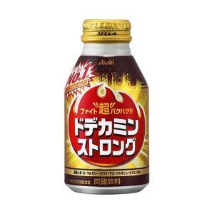 【送料無料】【2ケースセット】アサヒ飲料 ドデカミン ストロング 300mlボトル缶×24本入×(2ケース) nozomi-market