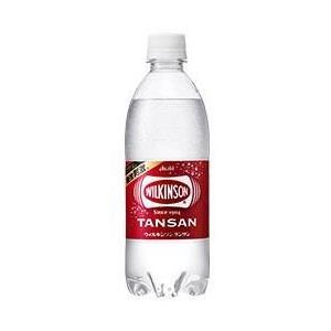 【送料無料】アサヒ飲料 ウィルキンソン タンサン 500mlペットボトル×24本入|nozomi-market