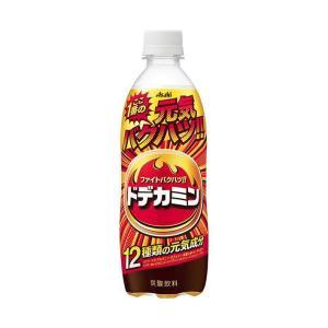 送料無料 アサヒ飲料 ドデカミン 500mlペットボトル×24本入|nozomi-market