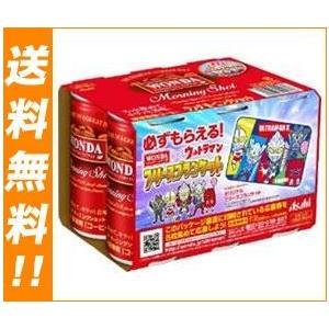 【送料無料】【賞味期限17.05.8】アサヒ飲料 WONDA(ワンダ) モーニングショット(6本パック) 185g缶×30本入