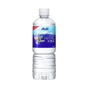 送料無料 【2ケースセット】アサヒ飲料 おいしい水 富士山のバナジウム天然水 600mlペットボトル×24本入×(2ケース)|nozomi-market