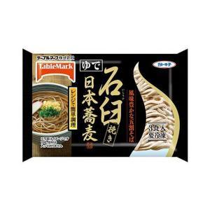 送料無料 【冷凍商品】テーブルマーク 石臼挽き 日本蕎麦 3食×12袋入|nozomi-market