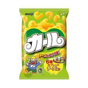 送料無料 明治 カール チーズあじ 64g×10袋入|nozomi-market