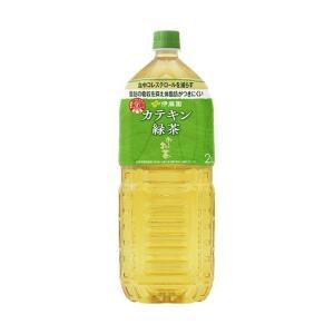 【送料無料】伊藤園 2つの働き カテキン緑茶【特定保健用食品 特保】 1.5Lペットボトル×8本入