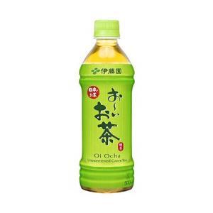 【送料無料】伊藤園 お〜いお茶 緑茶【自動販売機用】 500mlペットボトル×24本入|nozomi-market