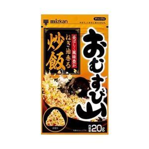 送料無料 ミツカン おむすび山 ねぎ油香る炒飯 20g×20(10×2)袋入|nozomi-market