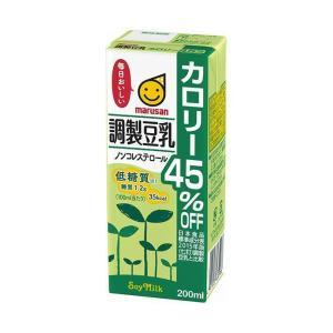 【送料無料】マルサンアイ 調製豆乳 カロリー4...の関連商品1