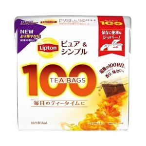【送料無料】リプトン ピュア&シンプルティー 100袋×12箱入 nozomi-market