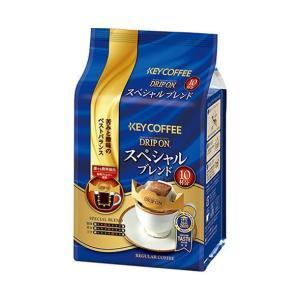 送料無料 KEY COFFEE(キーコーヒー) ドリップ オン スペシャルブレンド (8g×10袋)×6袋入|nozomi-market