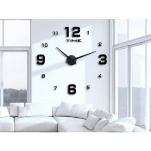 壁掛け 時計 ウォールクロック DIY 90cm-100cm 特大サイズ