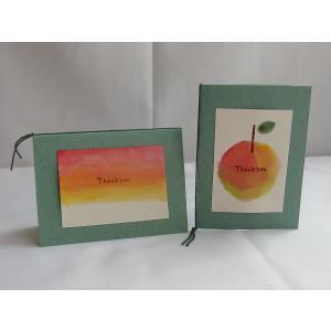 季節のメッセージカード2枚組 nposinsei