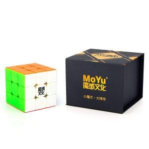 内部構造が大幅に改良。競技用スピードキューブ!【送料無料】  ・Moyuの3×3×3 weilong...