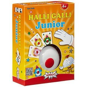 Halli Galli Junior: Halli Galli im Zirkuszelt. Fur 2 - 4 Spieler ab 4 Jahre ns-progress