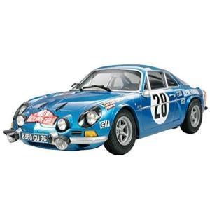 タミヤ 1/24 スポーツカーシリーズ No.278 アルピーヌ ルノー A110 モンテカルロ 1971 プラモデル 24278 ns-progress