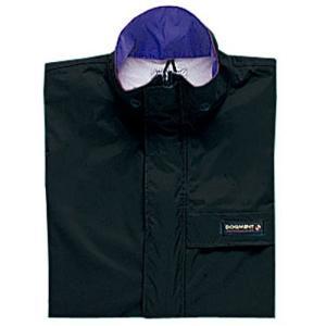 [ドキュメント] レインスーツ 上下セット 防水 総裏メッシュ オールマインドスーツ ブラック 3L|ns-progress